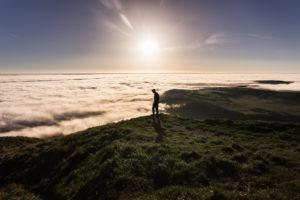 Mer de nuages - Puy de Dôme