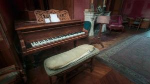Piano - Château des Voix