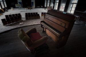 Sanatorium CHM - Théâtre