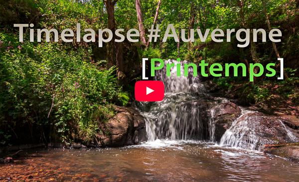 L'Auvergne au printemps