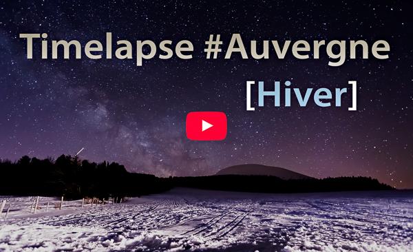 L'Auvergne en hiver