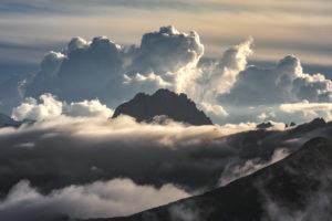 Le monde englouti - Alpes