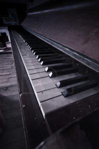 Piano - Sanatorium CHM