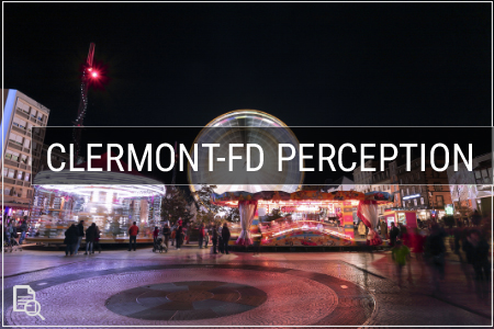 Clermont Ferrand Peception