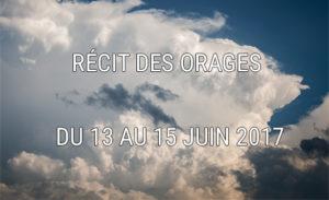 miniature article orages du 27 et 28 Juin 2017 entre Allier et Isère