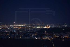 Fourvière de nuit - Lyon