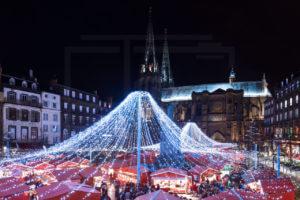 Marché de Noël - Clermont Ferrand