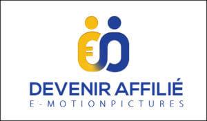 Devenir affilié E-MotionPictures